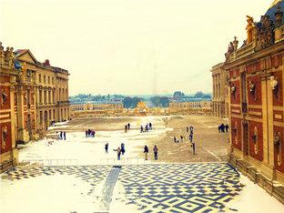 潮流之都 欧洲行之第一站-巴黎