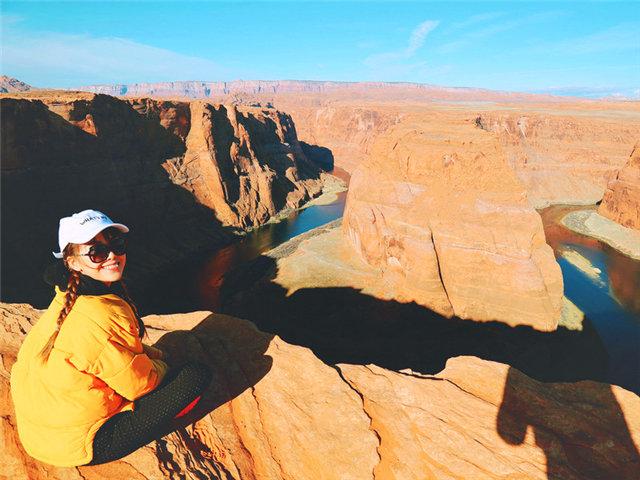 美西沙漠公路之旅