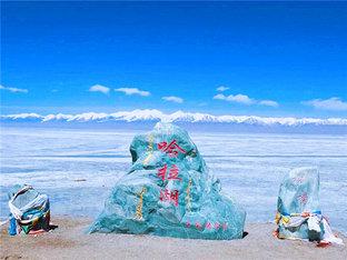 行走青藏高原 用车轮在祖国山川画个圆