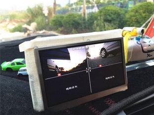 自己动手DIY 卡罗拉装智能车载监控