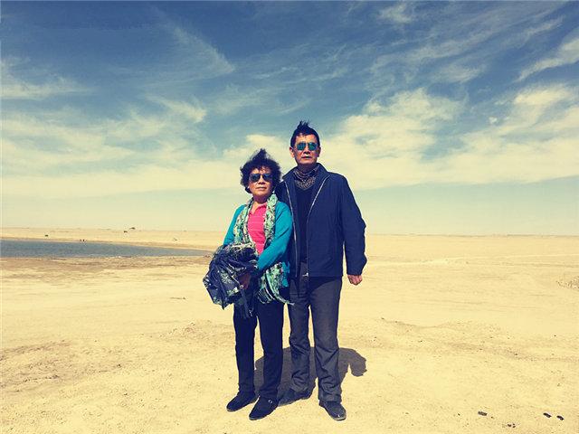 带着父母去旅行