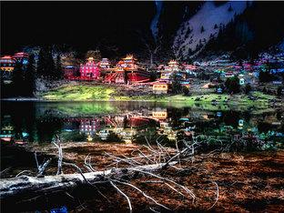 行摄措卡湖 藏域九天瑶池 高原一泓风情