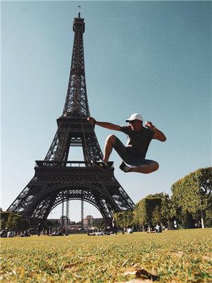 说不尽的巴黎-有韵味