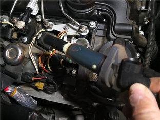 宝马328i 解决发动机抖动一波三折