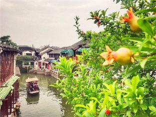 上海威尼斯--朱家角