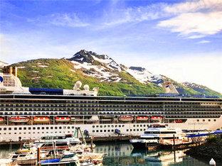 心中向往的邮轮 阿拉斯加冰雪盛夏之旅