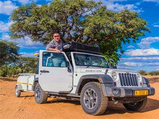 游走于非洲大地 邂逅纳米比亚惊艳之美