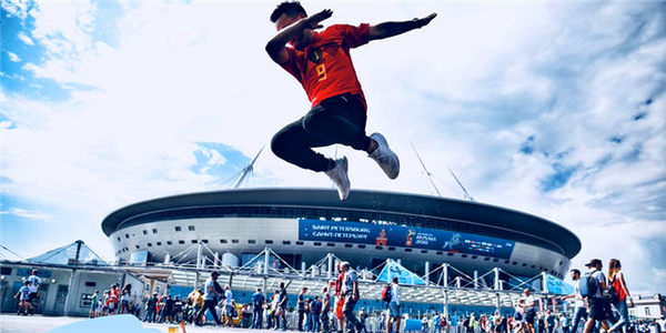狂热足球迷 追寻俄罗斯世界杯
