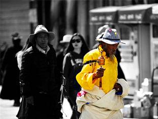 只为1个淡忘的心愿 上墨脱走阿里环西藏
