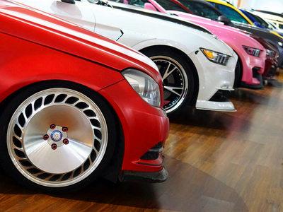感受中国汽车文化
