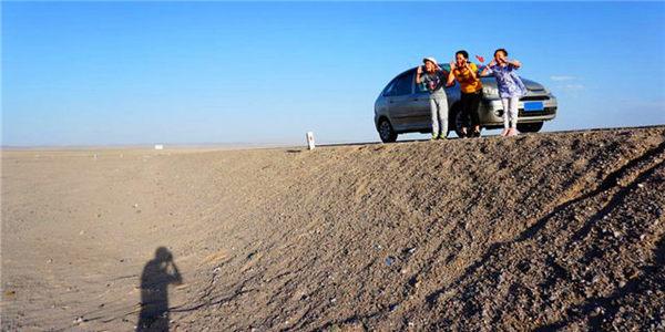新疆之旅 一个县比一个省还大