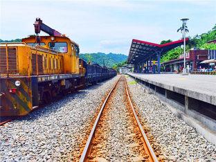 台湾环岛之游 坐着火车去旅行