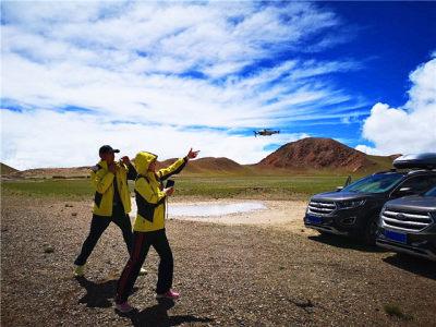 锐界车队 走进阿里 走进西藏