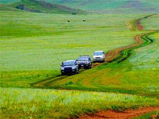 蒙古狩猎 感受指尖下的威力