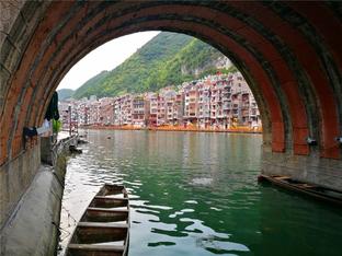 贵州进重庆出 别样角度看古镇