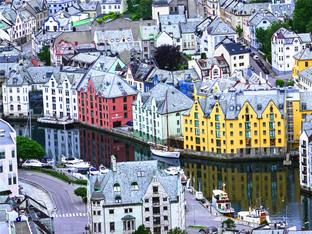 挪威-看不尽的峡湾