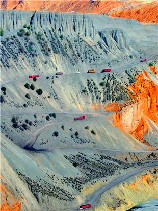 金秋十月自驾在新疆