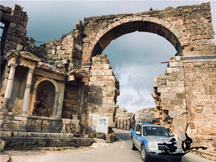 改变传统守岁方式 土耳其大环线碎忆