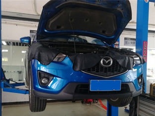 车随意动 马自达CX-5常规保养