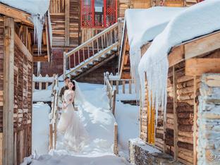 冬日恋歌 与你约定在漫天飞雪的时光里