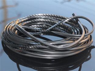 痴迷碳纤维纹路 WEY VV7安装防撞胶条