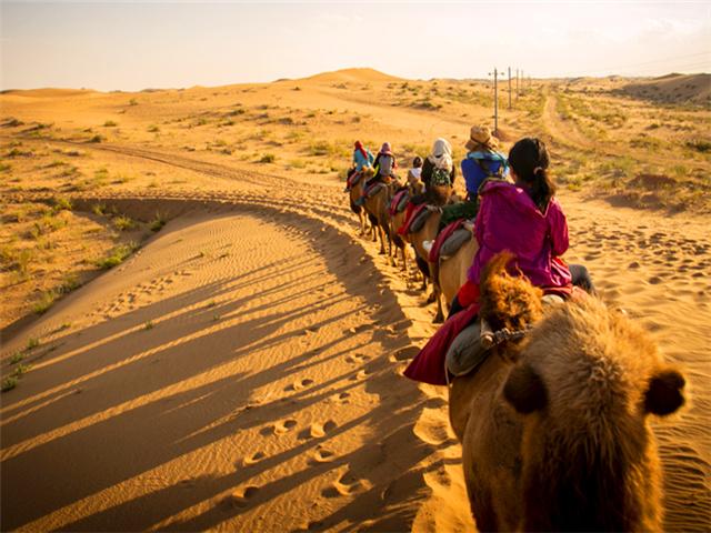 大漠沙如雪-回归本心