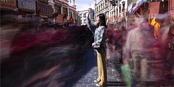 小姐姐带你去拉萨 过藏历新年