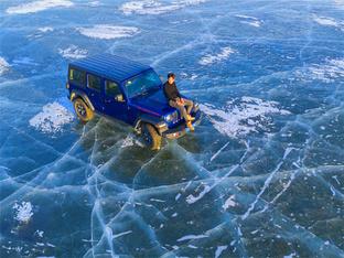 生活在东莞的哈尔滨人 牧马人冰雪奇缘