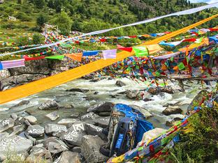 心中梦想 自驾神秘古老的西藏