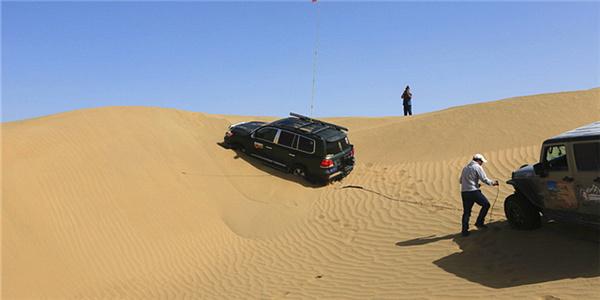 黄沙古国 塔克拉玛干沙漠寻踪