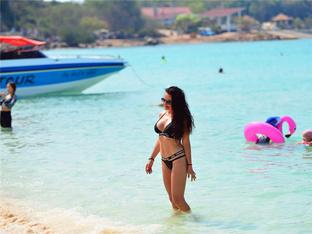 阳光沙滩海浪N点式 畅游泰国大众路线