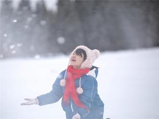 水墨雪域画中游 新疆那拉提玩雪攻略