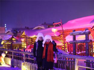 东北自驾之旅 体验不一样的冷-冻得发抖