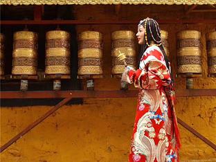 宏伟建筑 探秘西藏之布达拉宫