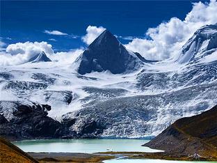 川藏中线 西藏又一条景观大道