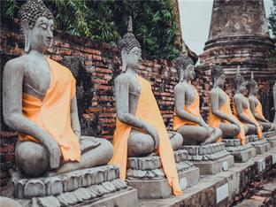 8月�萨瓦迪卡�说走就走的泰国行