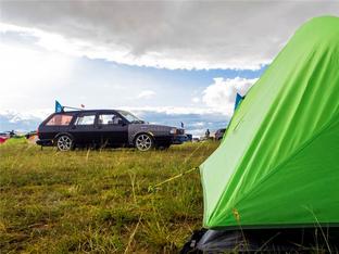 我的天堂乌兰察布 爱卡火山草原狂欢节