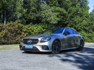 优雅激情 符合定位 奔驰E53 AMG Coupe