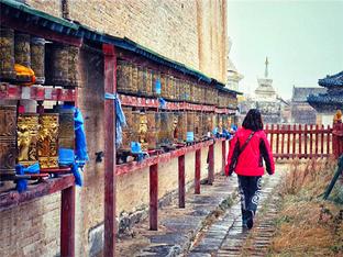 充满野性的蒙古 那些中国官式的古建筑