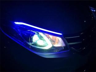 被车友的灯深深吸引 G10加装日间行车灯