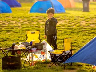 就喜欢带你到处野-海坨山谷自驾露营
