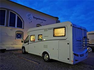 体验高山深谷 在斯堪纳维亚半岛行房车