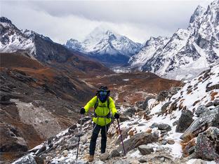 奋力呼吸 尼泊尔EBC+Gokyo环线徒步行记