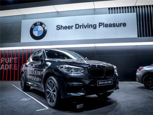 新BMW X4黑骑士限量版 看完只想说真香