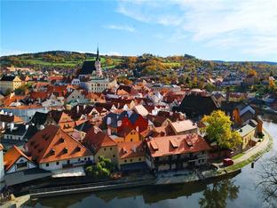 游览布拉格 世界文化遗产的城市