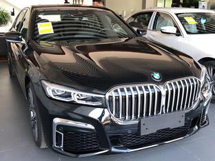 动感而豪华的梦想之车 BMW 740Li购车