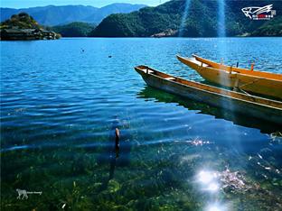 悠闲自得且游且走 自驾泸沽湖束河拾零
