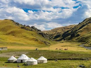 沿途美景 新疆大环线之六 塔城―禾木