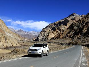 行万里路 冬季的西藏有你想象不到的美