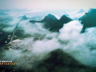 我到广西来看你 在浪漫漓江约定佳期